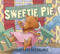 Bookwagon The Misadventures of Sweetie Pie