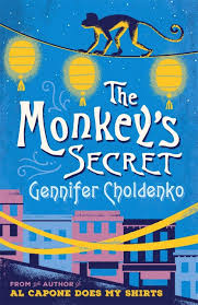 Bookwagon The Monkey's Secret