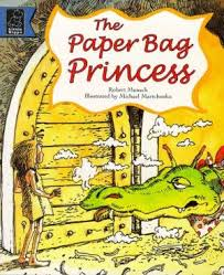 Bookwagon The Paper Bag Princess
