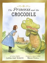 Bookwagon The Princess and the Crocodile