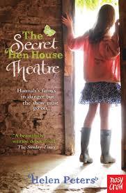 Bookwagon The Secret Hen House Theatre