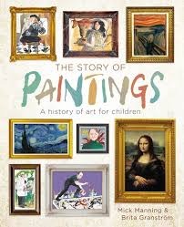 Bookwagon The Story of Paintings