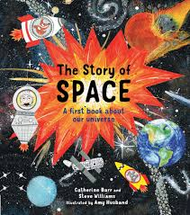 Bookwagon The Story of Space