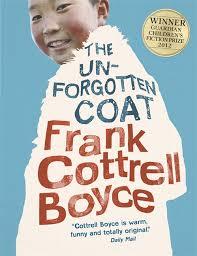 The Unforgotten Coat cover