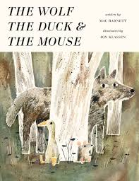 Bookwagon The Wolf The Duck & The Mouse