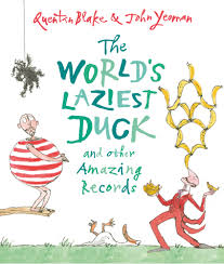 Bookwagon The World's Laziest Duck and other Amazing Records