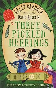 Bookwagon Three Pickled Herrings
