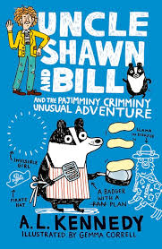 Bookwagon Uncle Shawn and Bill and the Pajimminy Crimminy Unusual Adventure