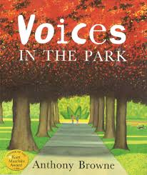 Bookwagon Voices in the Park