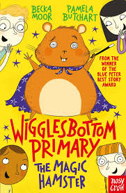 Bookwagon Wigglesbottom Primary The Magic Hamster
