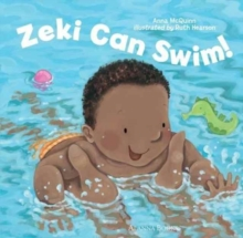 Bookwagon Zeki Can Swim
