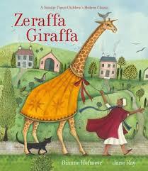 Bookwagon Zeraffa Giraffa