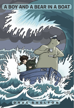 Bookwagon A Boy and a Bear in a Boat cover image