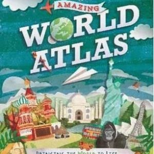 Bookwagon Amazing World Atlas