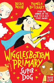 Bookwagon Wigglesbottom Primary Super Dog