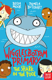 Bookwagon Wigglesbottom Primary The Shark in the Pool