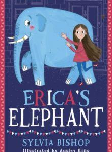 Bookwagon Erica's Elephant