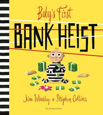 Bookwagon Baby's First Bank Heist