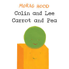 Bookwagon Colin and Lee Carrot and Pea