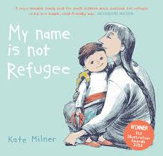 Bookwagon My name is not Refugee