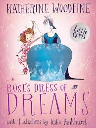 Bookwagon Rose's Dress of Dreams
