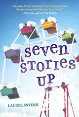 Bookwagon Seven Stories Up