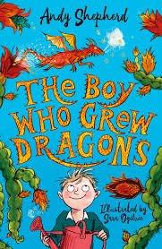 Bookwagon The Boy Who Grew Dragons