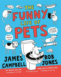 Bookwagon The Funny Life of Pets