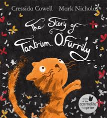 Bookwagon The Story of Tantrum O'Furrily