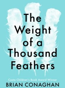 Bookwagon The Weight of a Thousand Feathers cover image