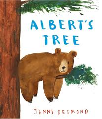 Bookwagon Albert's Tree
