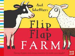 Bookwagon Axel Scheffler's Flip Flap Farm