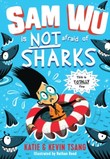 Bookwagon Sam Wu is NOT Afraid of Sharks cover image