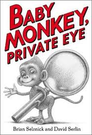 Bookwagon Baby Monkey, Private Eye
