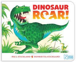 Bookwagon Dinosaur Roar!