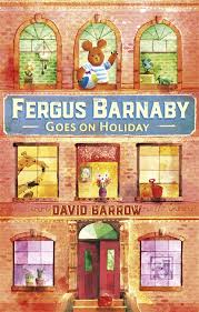 Bookwagon Fergus Barnaby Goes On Holiday