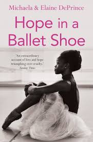 Bookwagon Hope in a Ballet Shoe