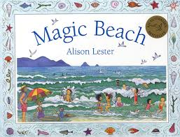 Bookwagon Magic Beach