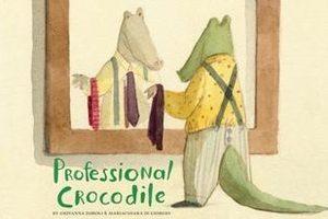 Bookwagon Professional Crocodile