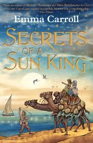 Bookwagon Secrets of a Sun King