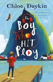 Bookwagon The Boy Who Hit Play