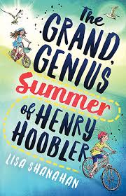 Bookwagon The Grand Genius Summer of Henry Hoobler
