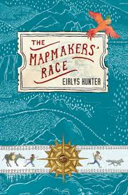 Bookwagon The Mapmaker's Race