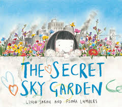 Bookwagon The Secret Sky Garden
