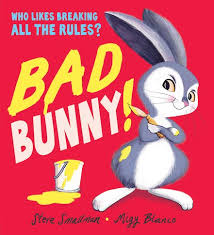 Bookwagon Bad Bunny!