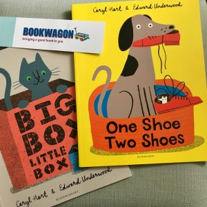 Bookwagon Caryl Hart Edward Underwood offers