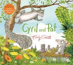 Bookwagon Cyril and Pat