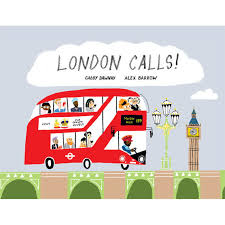 Bookwagon London Calls!