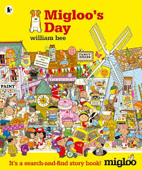 Bookwagon Migloo's Day