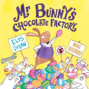 Bookwagon Mr Bunny's Chocolate Factory